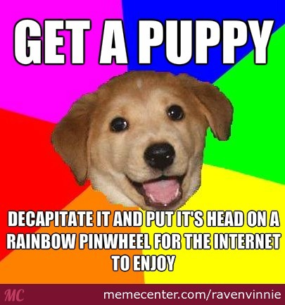 advice dog since no one has done one for a while_o_2816511 advice dog (since no one has done one for a while) by ravenvinnie