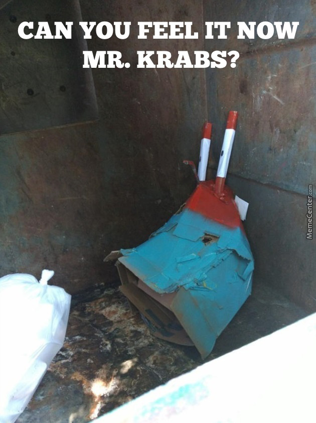After Closing The Krusty Krab, Poor Mr. Krabs Was Never The Same Again
