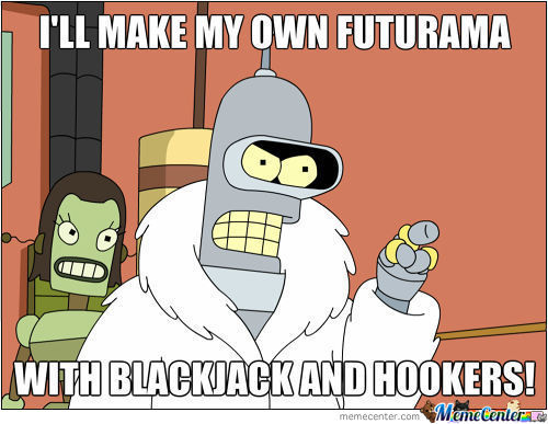 After I Heard Futurama Ended :(