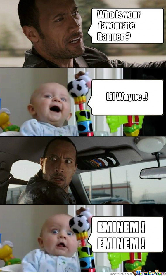 Afterall Eminem Is The Best :d