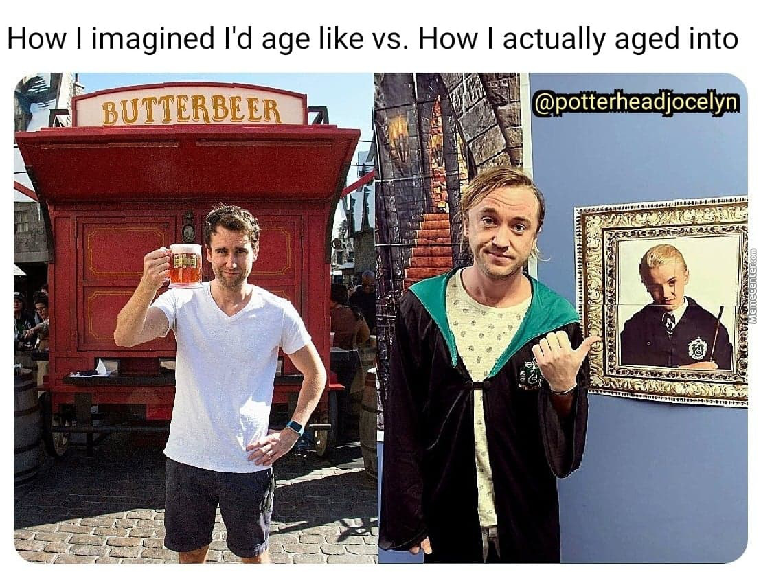 Aging Reality
