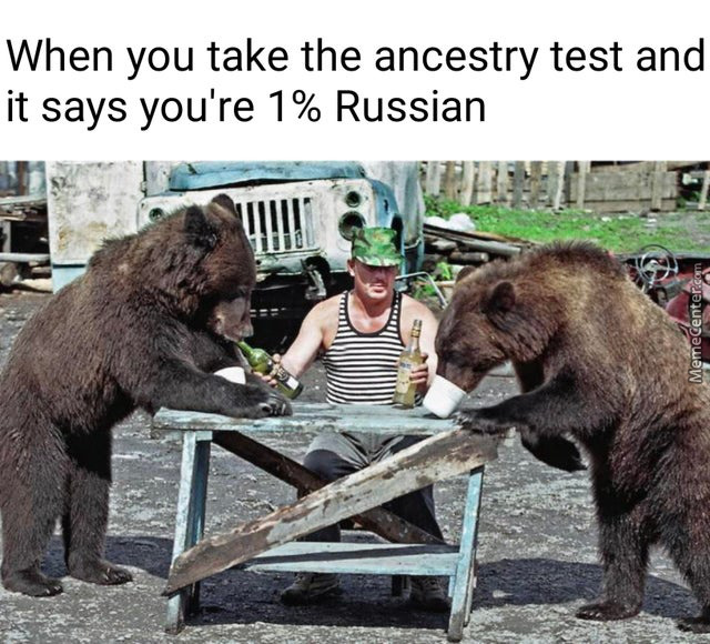 Ah Yes, Russia