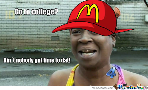 Ain´t Nobody Got Time To Dat