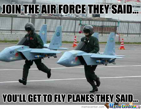 Air Force Basic Training by joshj55 - Meme Center
