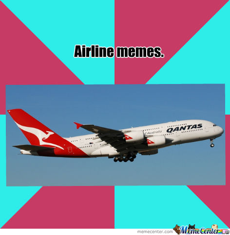 Airline Memes