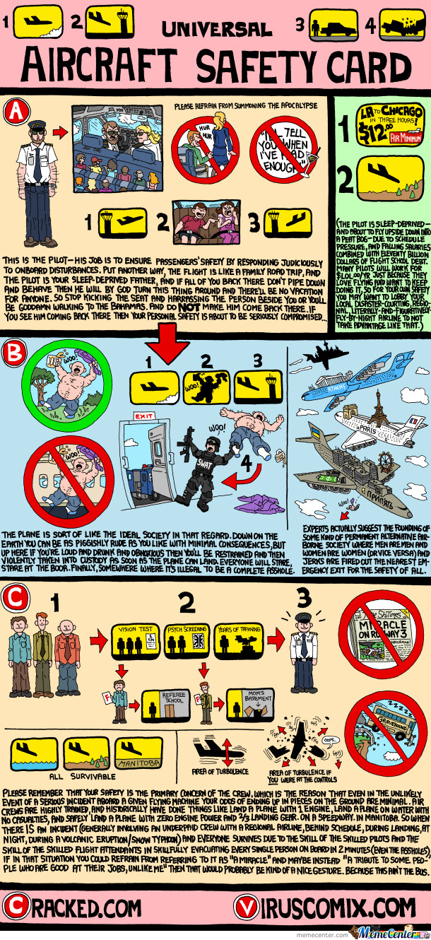 Passenger safety instructions of a plane stock photo: 4687901 alamy.
