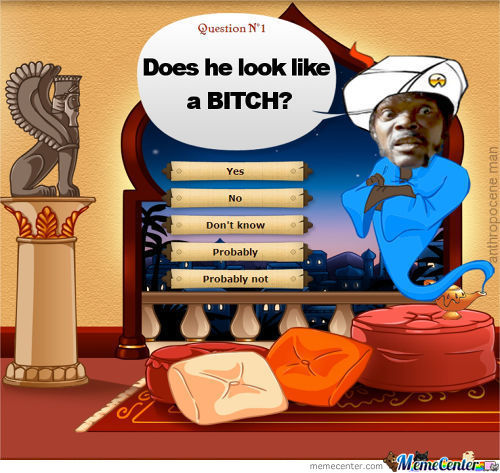 Akinator Fiction