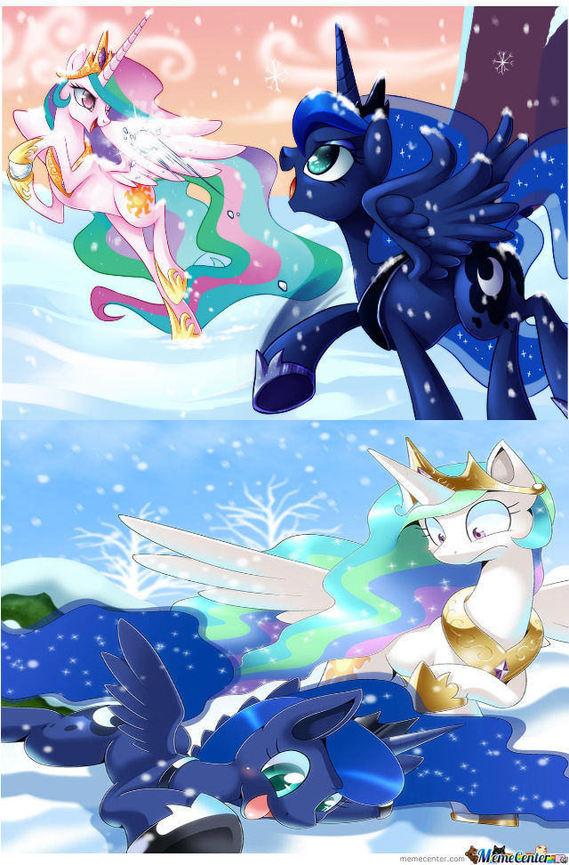 Alicorn Christmas
