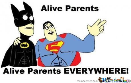 Alive Parents