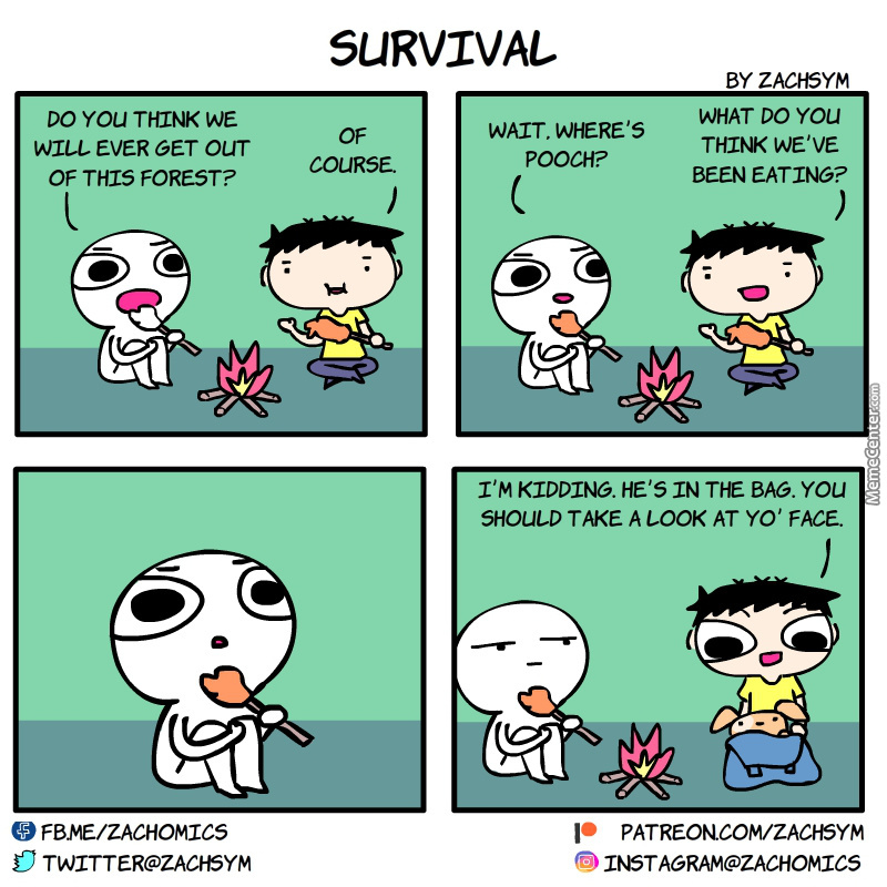 All About Survival
