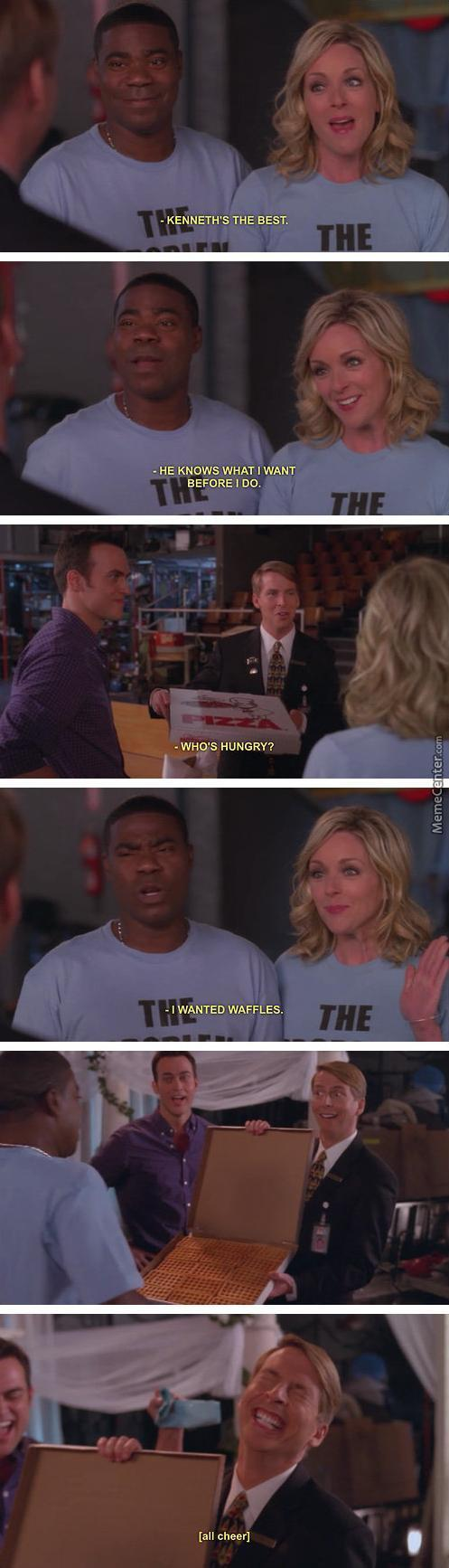 [All Cheer] (30 Rock From The Sun)