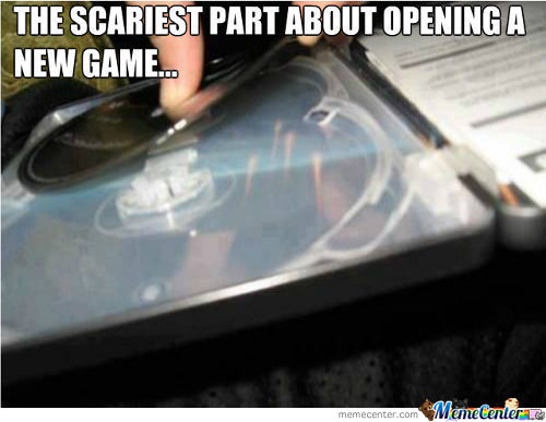 All Gamers Will Understand This Fear!