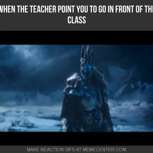 All Hail To The Lich King By Revan60 Meme Center