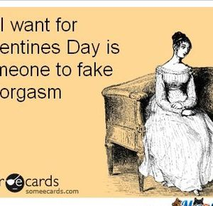all i want for valentines day is someone to fake an orgasm for by serkan meme center