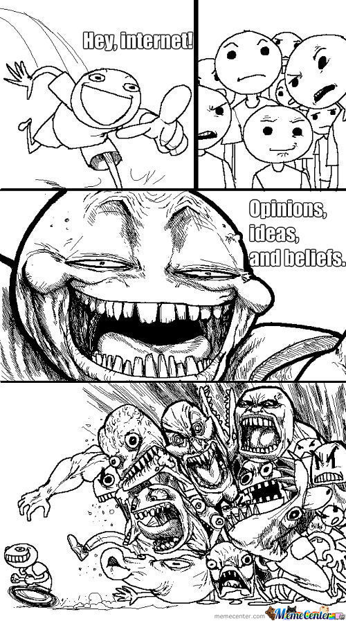All Of You In One Comic.