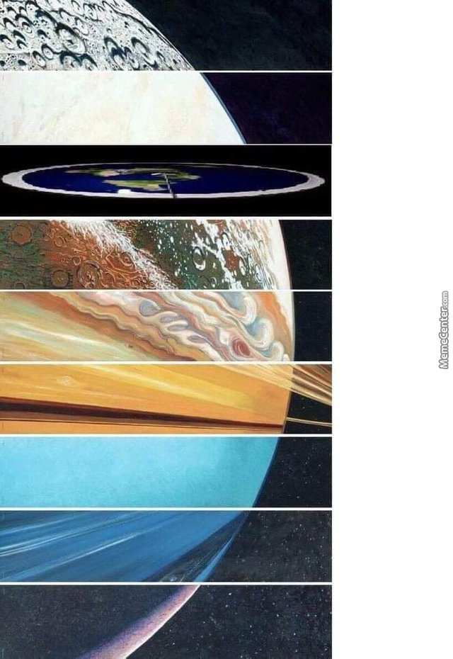 All Planets Are Beautiful