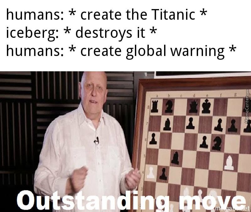 All We Have To Do Is Make Global Warming Real