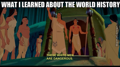 Also According To The Original Story, Pocahontas Was 11 And Smith Was 28