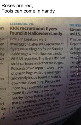 Always Check Your Kid's Halloween Candy