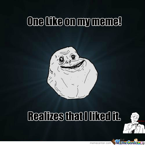 Always Forever Alone