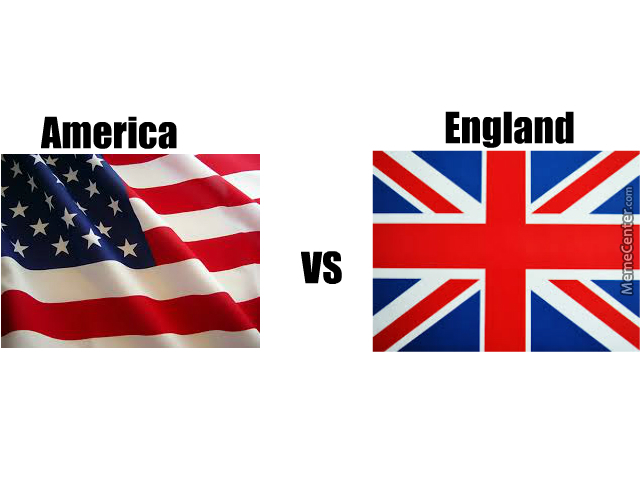 english language and british english