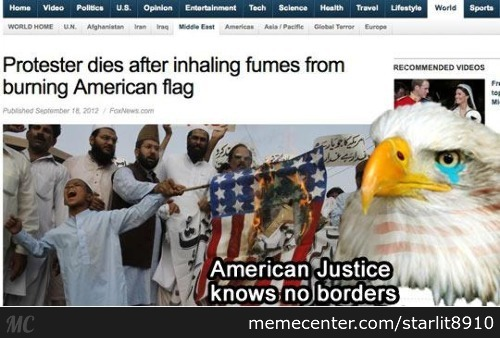 American Justice: Now Killing By Inhalation