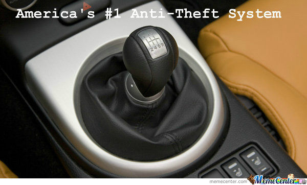 American Number One Anti Theft System