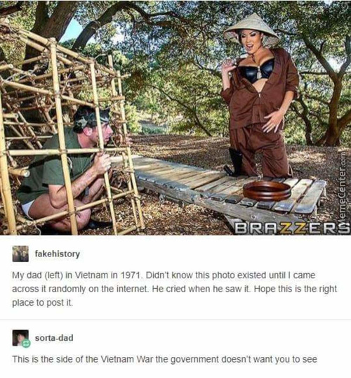 Americans Literally Got Fucked By The Vietnamese