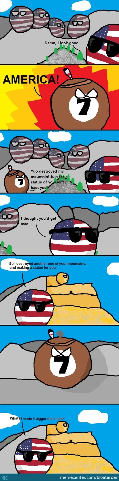 Americas Way To Fix The Problem