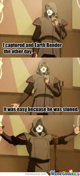 Amon's Stand Up Comedy