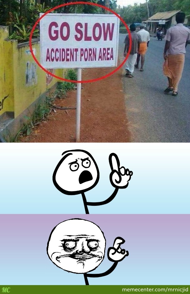 'accident' In The Loosest Terms...