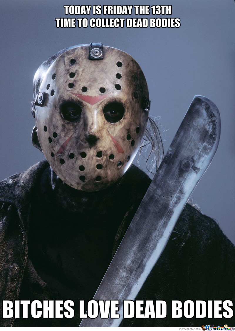 ''happy'' Friday The 13Th!!