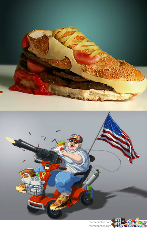 'murica Shoes