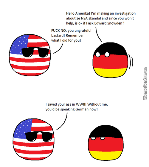 'muricans In A Nutshell