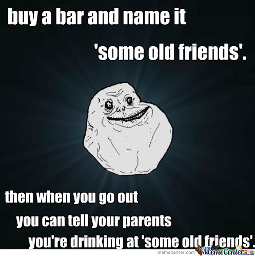 'some Old Friends'