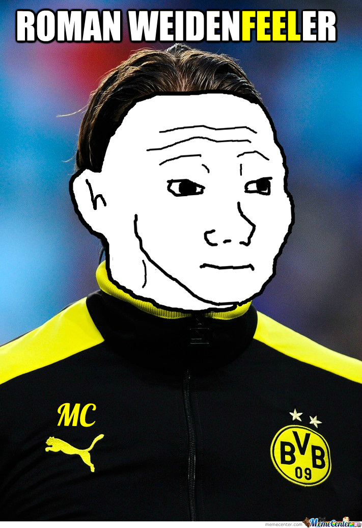 >tfw You're Not A Great Goalkeeper.