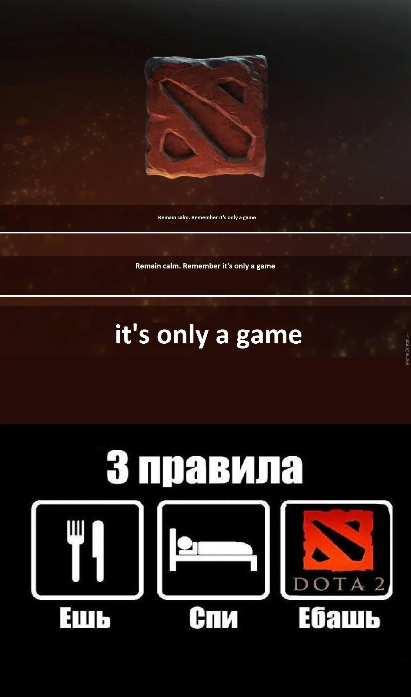 mid or feed blyat cyka russian by ultimaxdeathbringer meme center