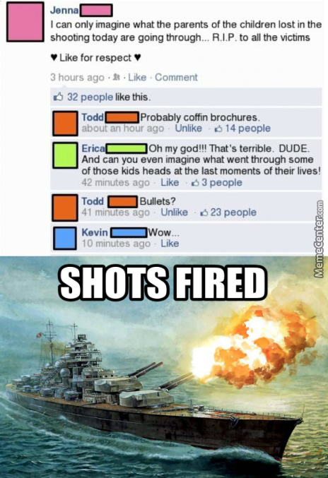 """""""shots Fired"""" If You Get What I Mean.... by victroll ..."""
