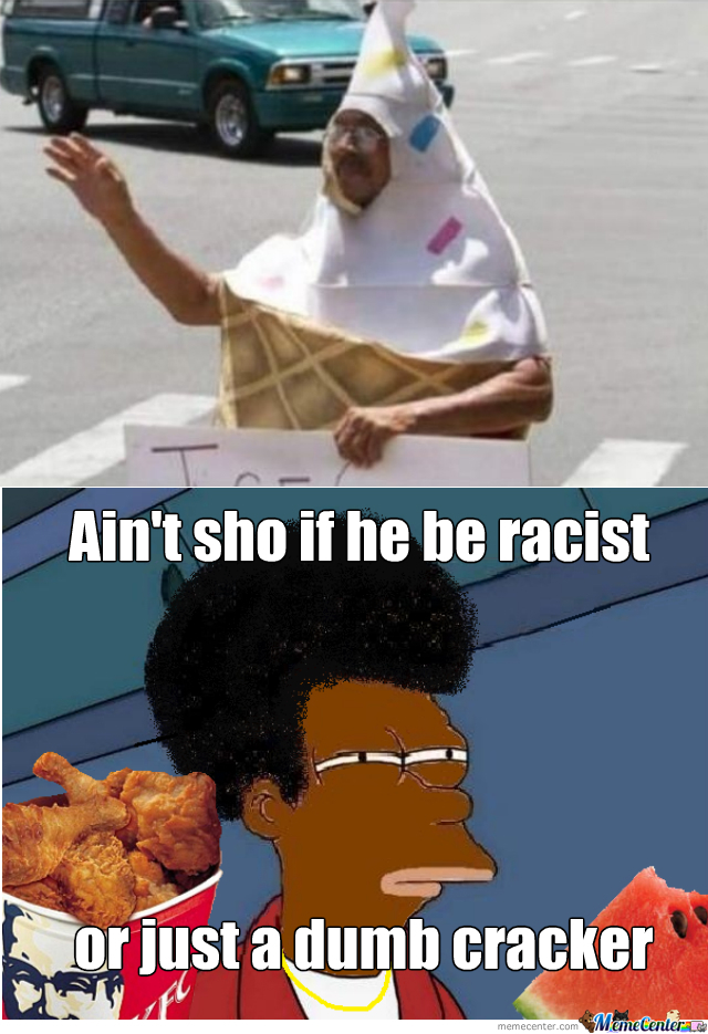 An Extremely Non-Racist Fry Meme