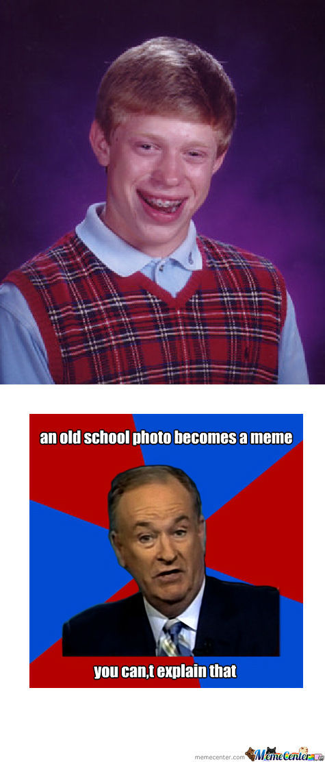 An Old School Photo Becomes A Meme !