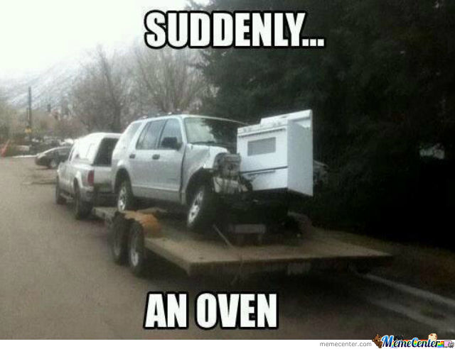 An Oven