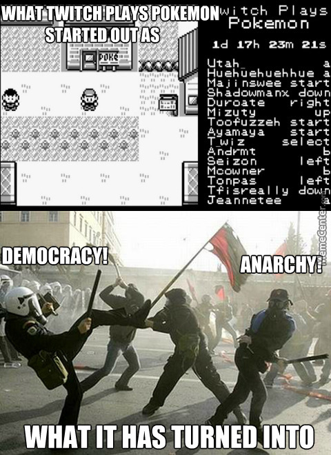 Anarchy In Kanto