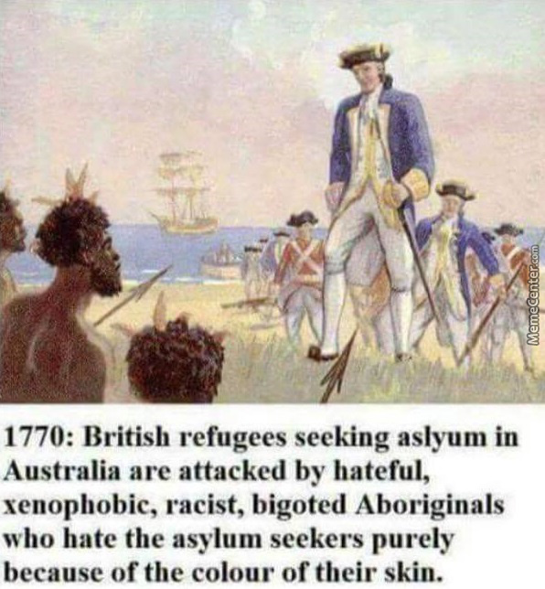 And Almost 250 Years Later, Humanity Hasn't Changed At All. Sad!