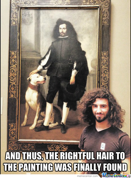 Dat Painting, Seems Legit.