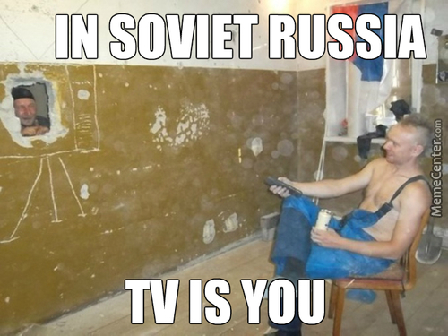 And In Usa, You Are Nsa's Favorite Tv Show