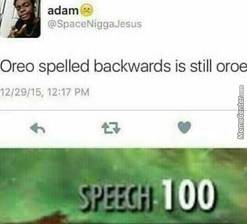 And Nigga Spelled Backward Is Aggin