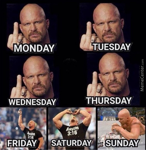 And That's The Bottom Line Cause Stone Cold Said So