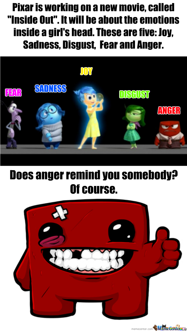 And That's Why I Love Pixar by ilsupernabbo - Meme Center