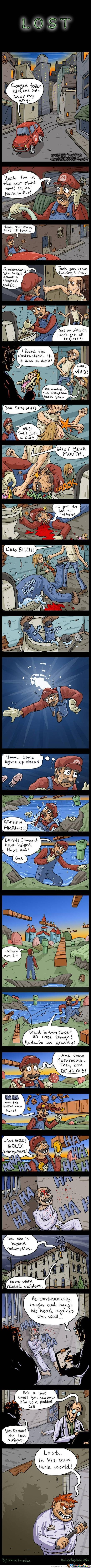 And Thats How We Got Mario
