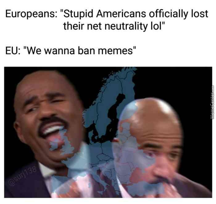 And The Funny Thing Is That Net Neutrality Ban Was Cancelled